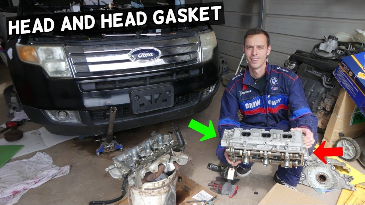 mazda 3 0 v6 engine diagram head casket cylinder head and head gasket replacement removal ford edge flex  head gasket replacement removal