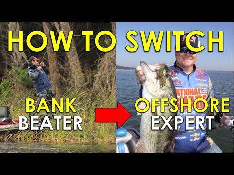How To Think Like An Offshore Bass Fisherman