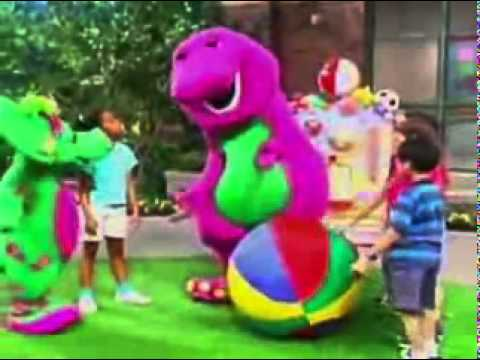 Barney And Friends Play Ball Youtube Original Youtube