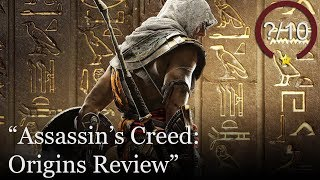 Assassin's Creed Origins PS4 Review (Video Game Video Review)