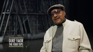Original Four Top and Motown legend Duke Fakir visits Motown the Musical