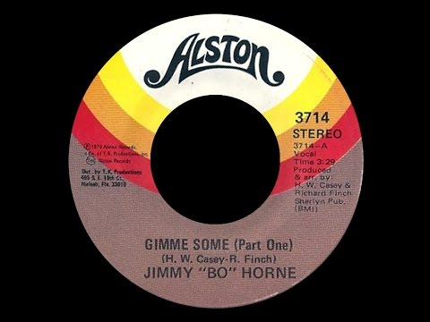 Jimmy Bo Horne ~ Gimme Some 1975 Disco Purrfection Version