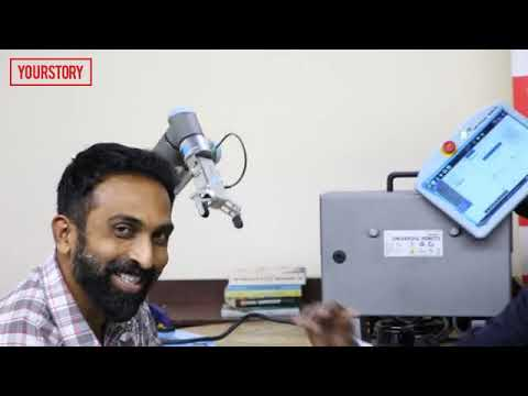 WATCH: How Universal Robots' cobots make Indian SMEs more efficient without replacing human jobs