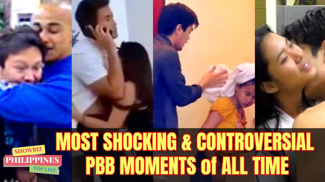 Download MOST SHOCKING & CONTROVERSIAL PBB MOMENTS of ALL TIME