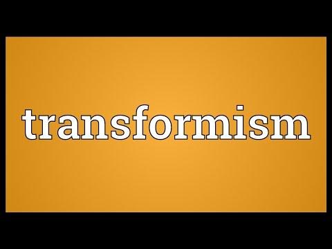 Header of transformism