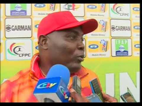 PremierBet Loto Cameroon - Fou Fou Foot du 18 09 2017
