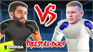 The Funniest Fighting Game of All Time! (Drunken Wrestlers 2 with Ethan)