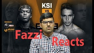 Reacting to KSI vs Joe Weller Fight ( The Truth )