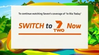 Channel Seven - Rio 2016 Olympic Games - Switchover Message #2 (August 2016)