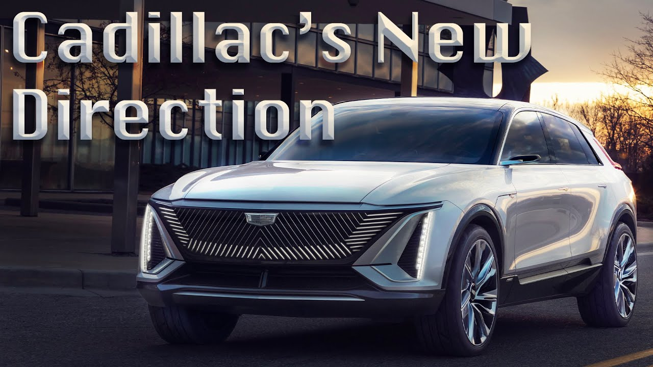 The Cadillac Lyriq EV Breaks Cover- Here's Everything We Know