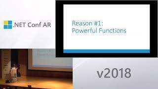 Mariano Sanchez - Cinco razones para cambiar C# por F#