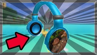 How to get the Moana Headphones | Custom Island Adventures Game | ROBLOX [EVENT]