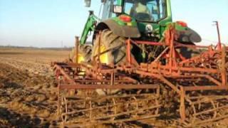 Uprawa i siew zbóż