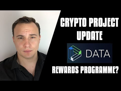 DATA (DTA) Crypto Project Update | Rewards Programme?
