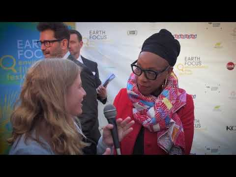 Marianne Jean-Baptiste Interview at KCET Earth Focus Film Festival
