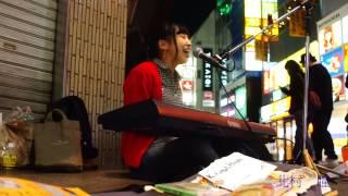 北村 瞳 「エバーグリーン」吉祥寺路上ライブ 北村ひとみ 検索動画 26