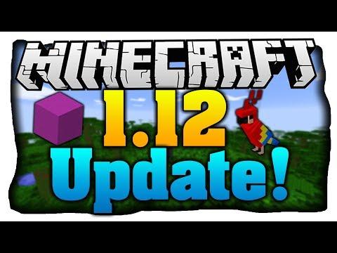 Minecraft 1.12 Was ist neu? (German) Alle Änderungen! - World Of Color Is Released!