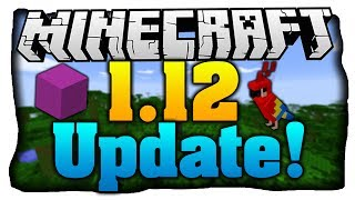 Minecraft 1.12 Was ist neu? (German) Alle Änderungen! - World Of Color Is Released!