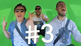 LE MEILLEUR JEU EN VOITURE #3 Feat : Jhon Rachid