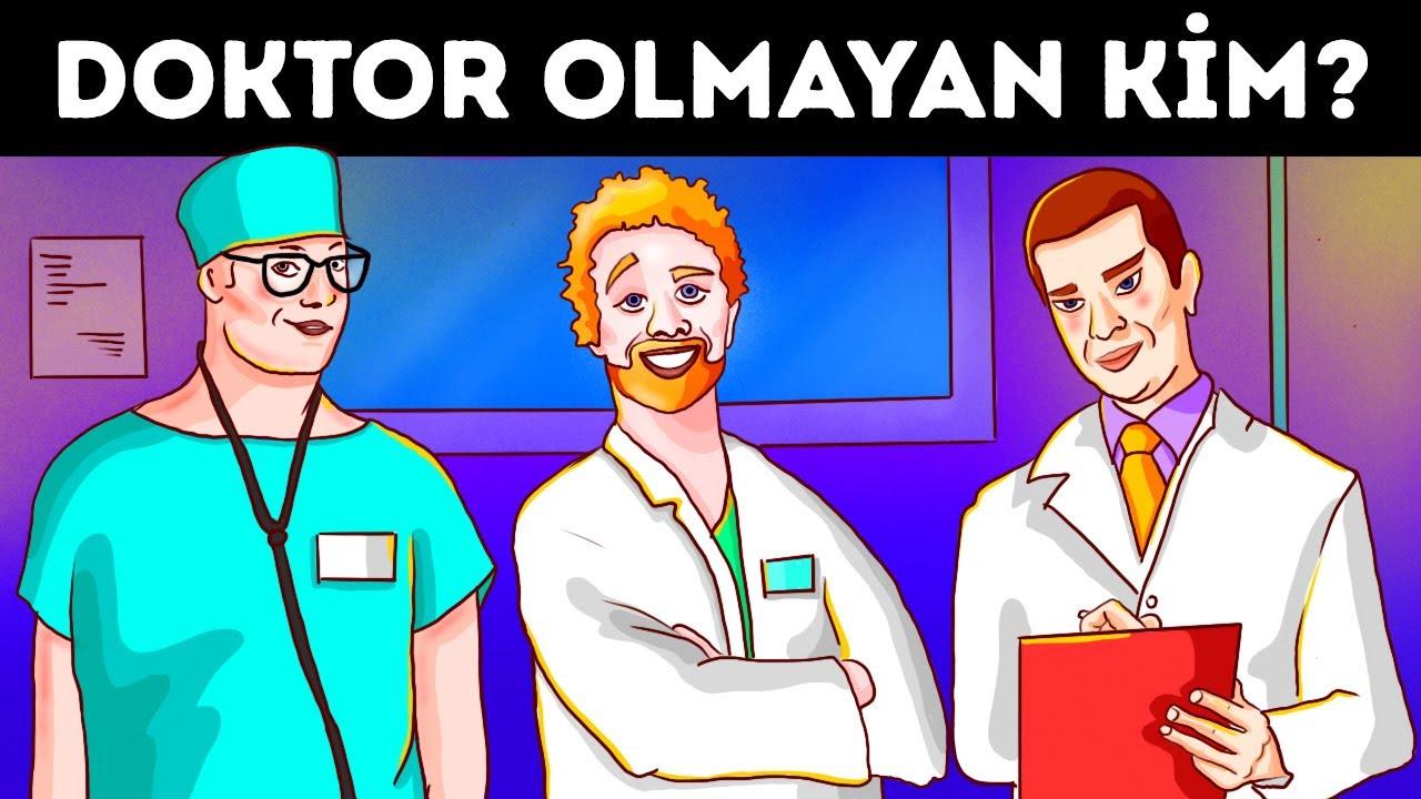 Doktor Olmayan Hangisi ?