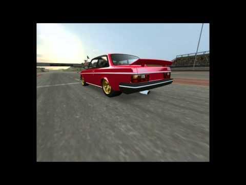 LFS: Volvo 240 T6 Drag + DOWNLOAD LINK