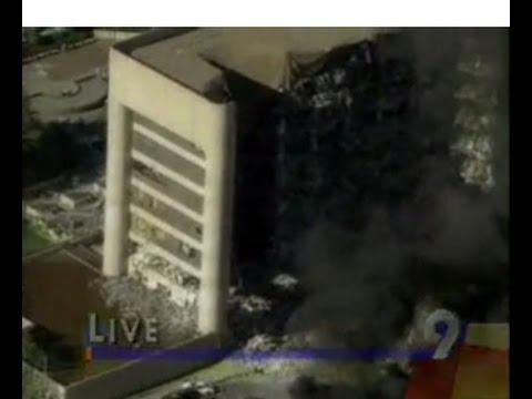 4-19-1995 OKC Bombing First Moments (KWTV)