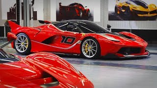 Ferrari FXX K - From Design To Test Drive By Sebastian Vettel
