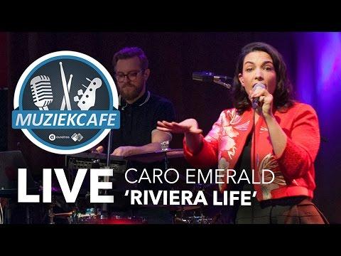 Caro Emerald - 'Riviera Life' live bij Muziekcafé