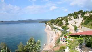 Camp site Nevio   Orebic   Peljesac   Croatia