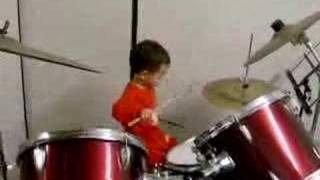Cover images 18 Month Drummer