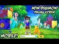 NEW!! | DIGIMON Digital Tyrannosaurus Guild Wars Gameplay Android / IOS RPG game apk