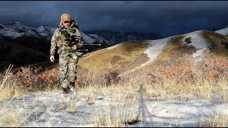 """SOLO HUNTING, """"Last Day"""" Extended Archery Mule Deer (2018 Ep. 6 HCO)"""