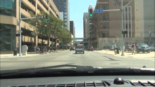 Road Trip to USA  Northeast Part 22 Des Moines Iowa, Downtown