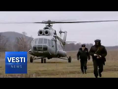 Russian Nat Guard Makes Illegal Hunters the Hunted With Surprise Helicopter Raids