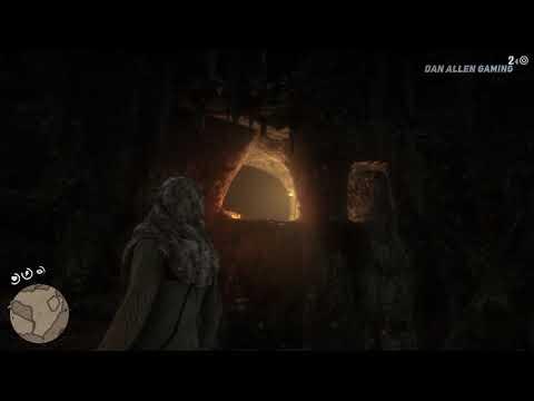Red Dead Redemption 2 - Devil's Cave - Easter Egg #21