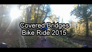 Covered Bridges Bike Ride 2015