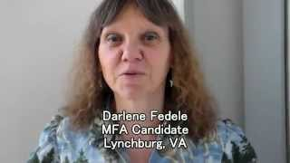 MFA Playwright Darlene Fedele