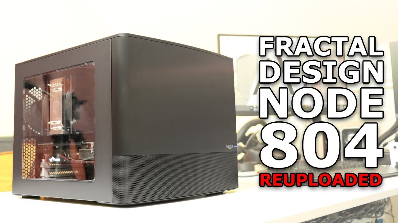 fractal design node 804 air-cooled build review