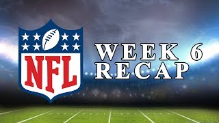 NFL Week 6 Recap: Chicago Bears' OT woes, 'Sacksonville' no more? I NBC Sports