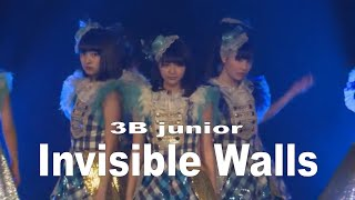 3B junior×栗本柚希「Invisible Walls」