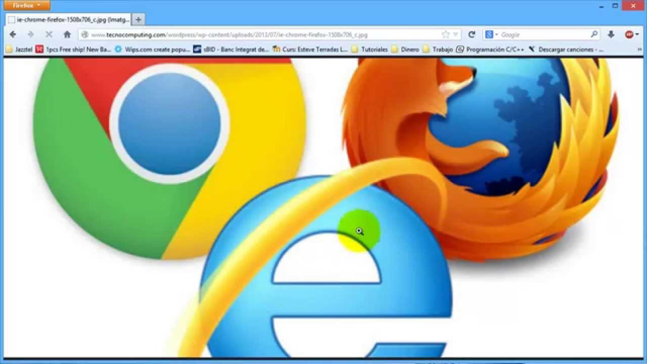 Comparativa 2014] Google Chrome vs Firefox vs Internet Explorer ...