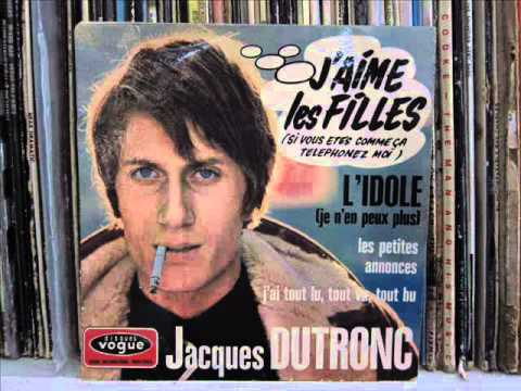 Jaques Dutronc -