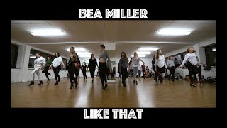Bea Miller - Like That | Choreography by Kristy Ann Butry | Groove Dance Classes