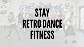 DA101 | STAY | RETRO | DANCE FITNESS