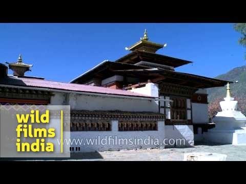 Kyichu Lhakhang, Bhutan