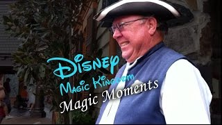 Magician at Magic Kingdom - Magic at Disney - Magic for Cast Members