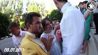 ДЖИГАН на свадьбе, Волгоград  Ведущий Александр Козлов, 8 июля 2017 Саша и Ира