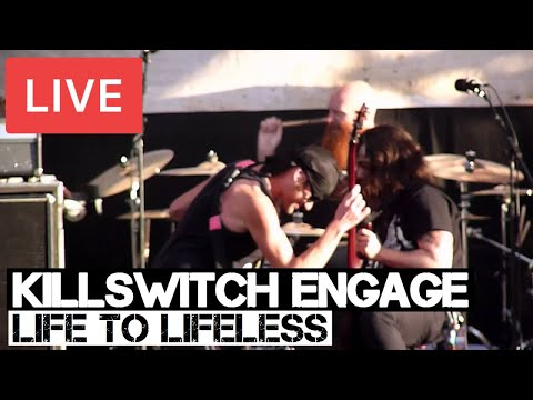 Killswitch Engage - Life To Lifeless Live in [HD] @ Download Festival 2012