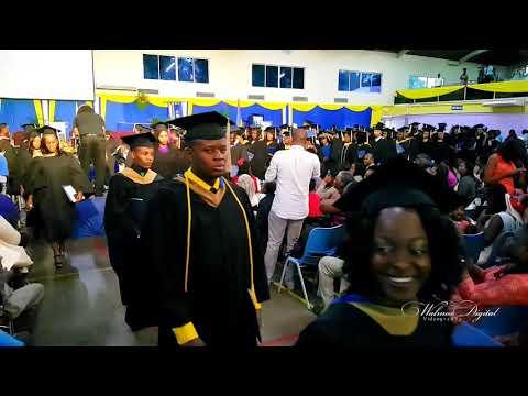NCU Graduation 2016 Exit | Mandeville, Manchester, Jamaica