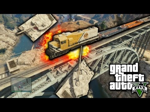 GTA V ONLINE | Funny Moments